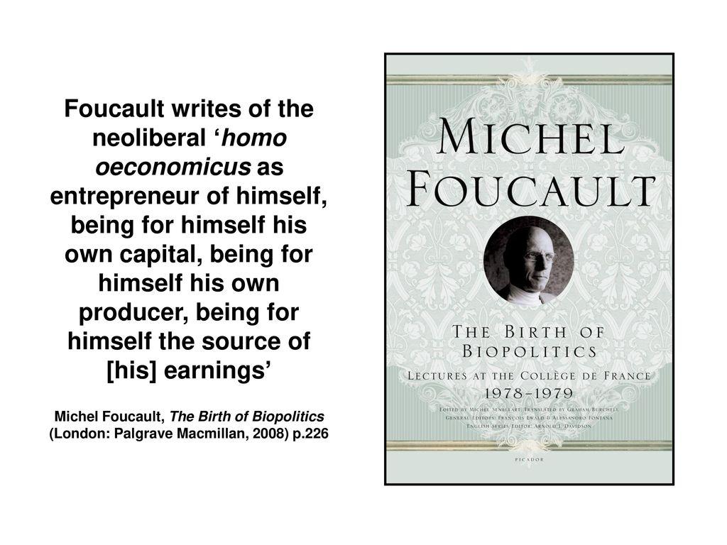foucault birth of biopolitics pdf
